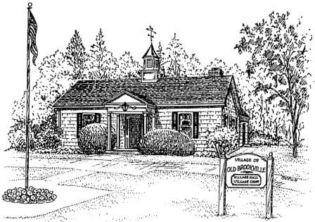 Old Brookville - Newsletter Archive