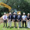 Village Holds Groundbreaking for Village Hall Expansion and Renovation Will House New Police Headquarters